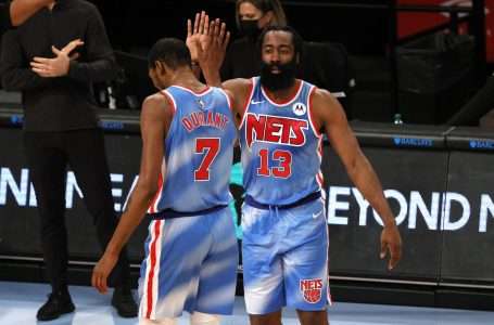 Brooklyn Nets star James Harden 'progressing well,' but return still to be determined