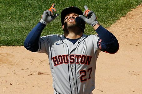 Jose Altuve's birthday home run answers Bronx boos, lifts Houston Astros past New York Yankees