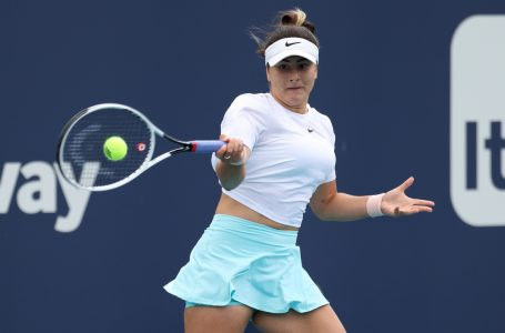 Andreescu pulls out of tournament in Parma, Italy with 'continuing illness'