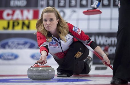 Canada clings to final playoff spot at curling worlds despite loss to Japan