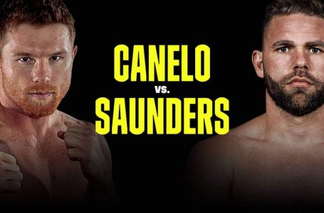 Pressure mounts on Saunders ahead of Canelo title clash