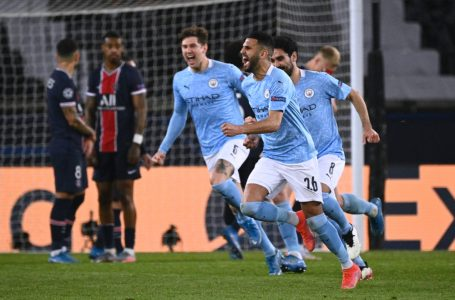 Man City reaches first champions league final